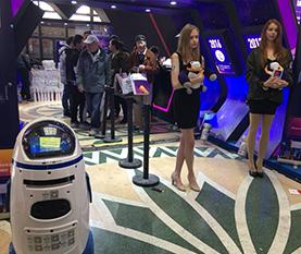 第十六届上海理财博览会现场6